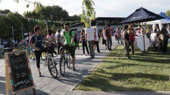 Mañana vuelve la Feria Saludable al Paseo de la Costa