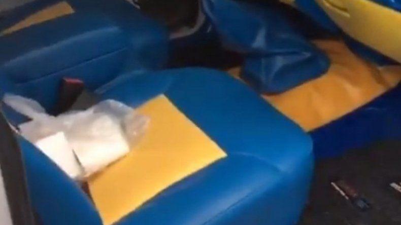 Neuquino decoró su camioneta con los colores de Boca y se hizo viral