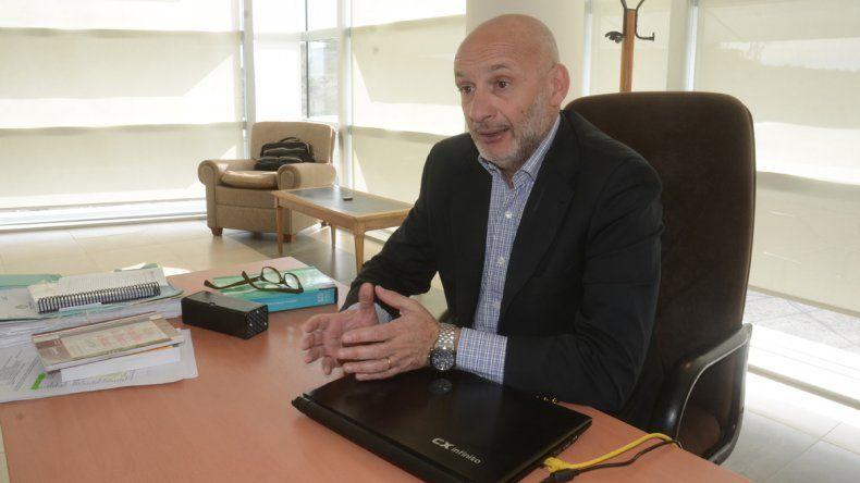 El fiscal Pablo Vignaroli explicó en LU5 el acuerdo con Machado.