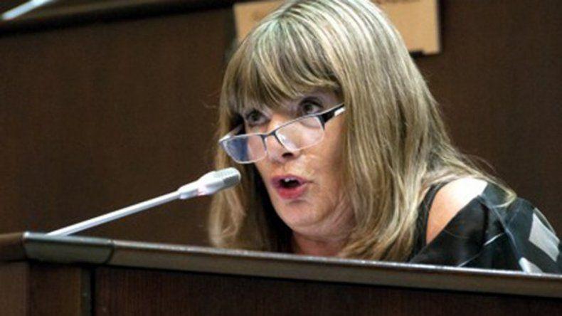 La diputada Pamela Mucci fue víctima de un violento robo en la calle.