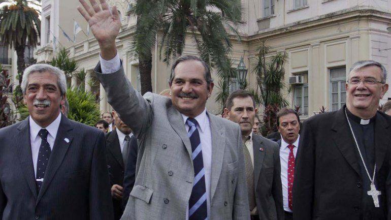 Alperovich dijo que quiere volver a gobernar Tucumán