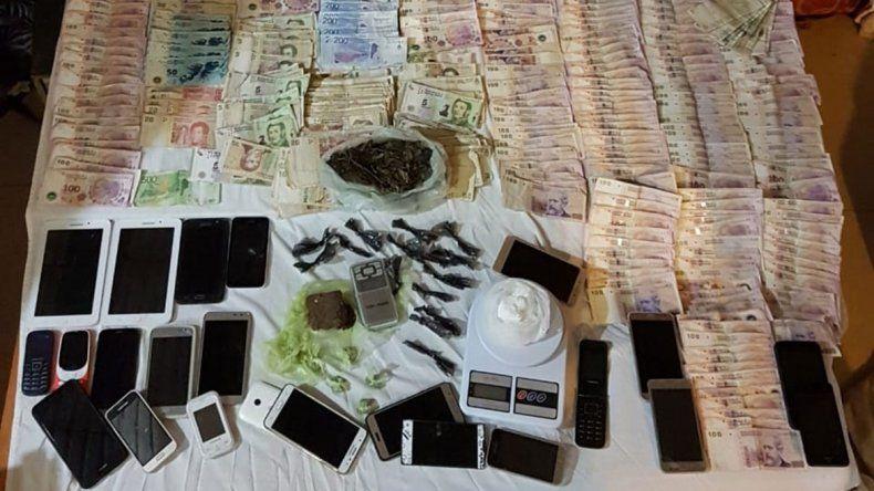 La Policía Federal allanó a Los Chavos y detuvo a nueve integrantes de la banda