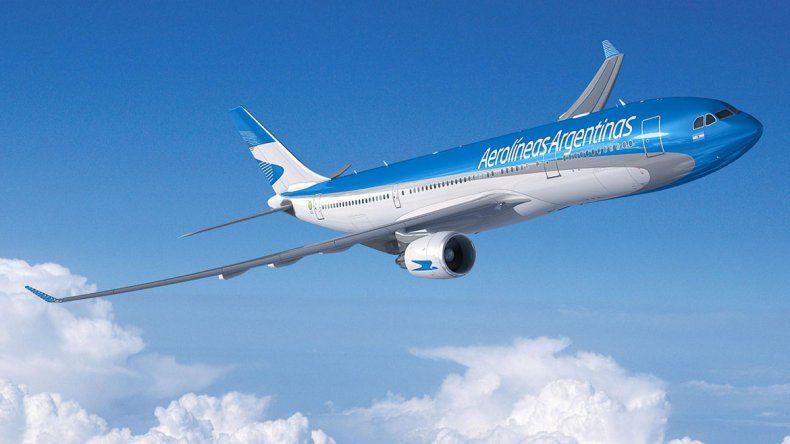 Cómo funciona el nuevo servicio de compras puerta a puerta de Aerolíneas Argentinas