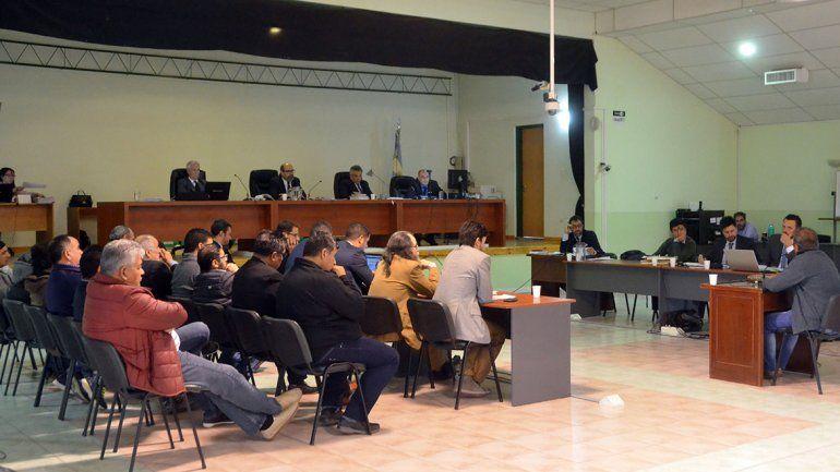 Tortura y muerte en la U9: 15 penitenciarios en juicio