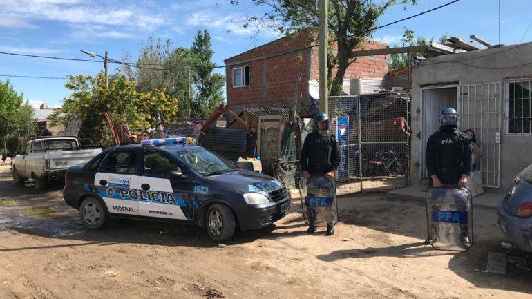 Detuvieron a nueve integrantes de la banda de Los Chavos
