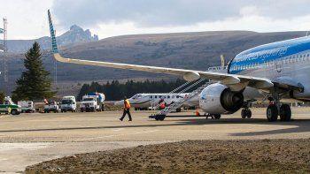 Un vuelo para promover la llegada de extranjeros