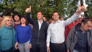 La lista Azul de Gutiérrez ya ganó en siete localidades