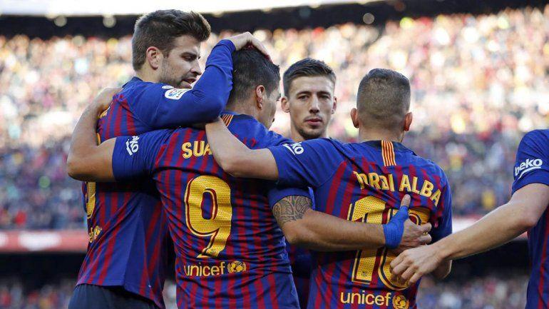 Barcelona no necesitó de Messi para aplastar al Real Madrid: ¿se va Lopetegui?