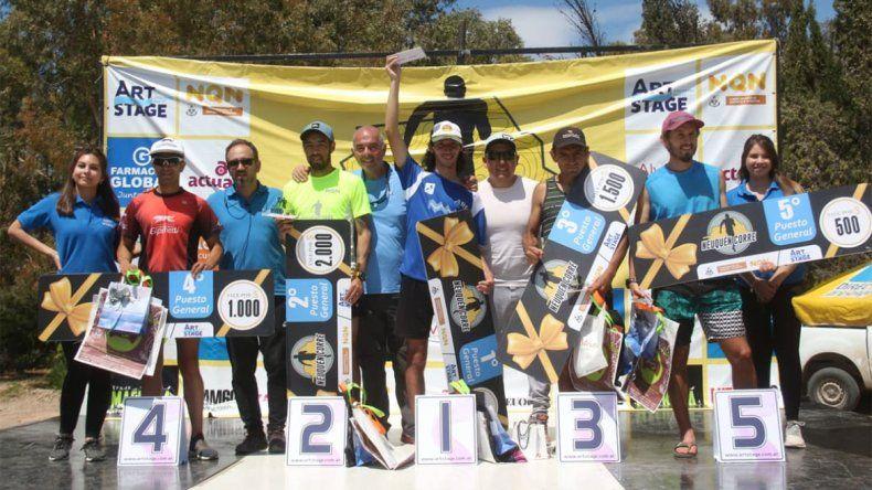 Más de 800 corredores participaron de una nueva edición de Neuquén Corre