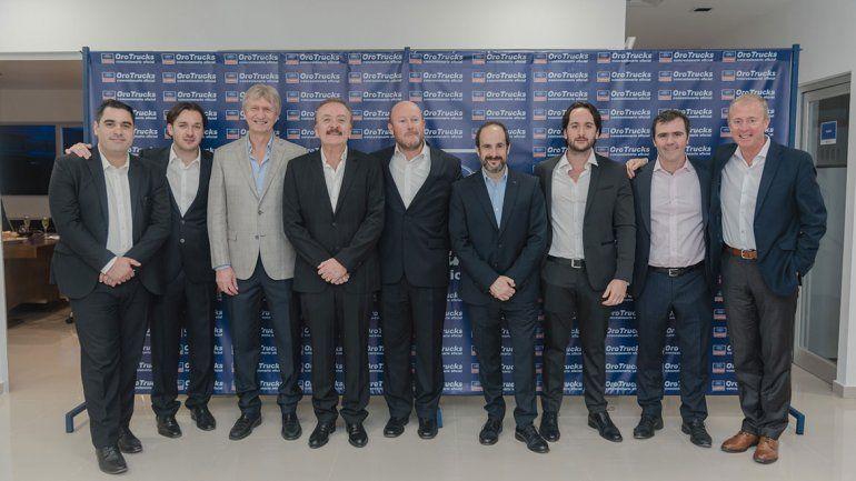 Oro Trucks  inauguró sucursal  en Cipolletti
