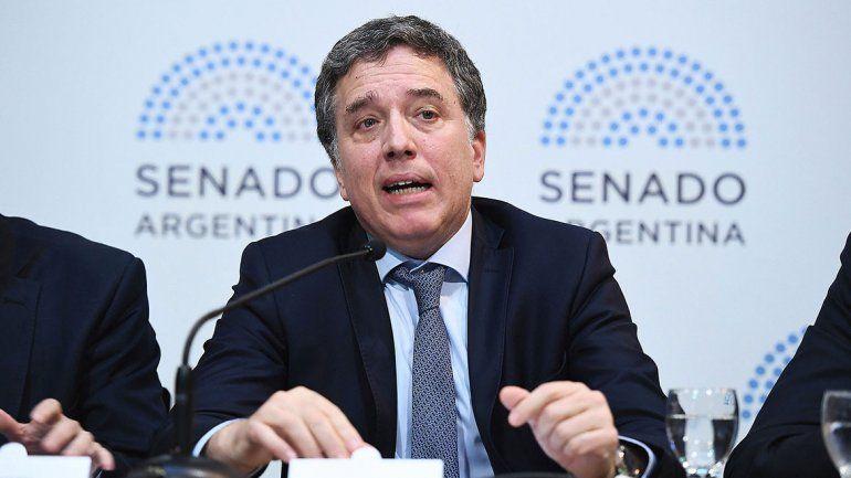 Bajo fuertes críticas, Dujovne defendió el Presupuesto 2019