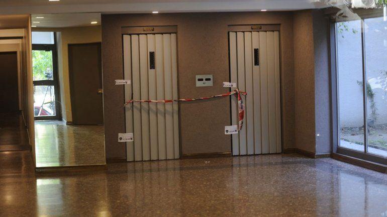 Murió tras caer 9 pisos por el hueco del ascensor