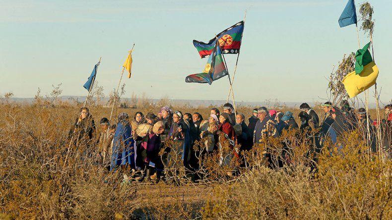 Desestiman denuncia contra los mapuches