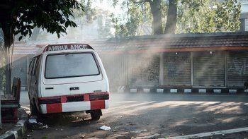 Hallaron a su hija siendo violada en una ambulancia