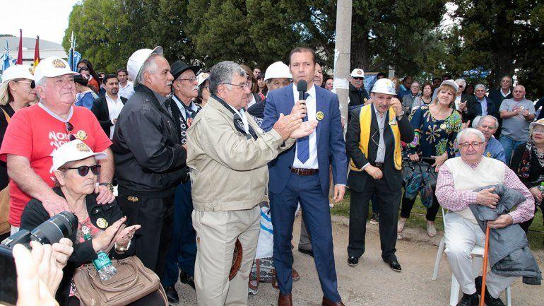 La Comarca celebró los 100 años del petróleo local
