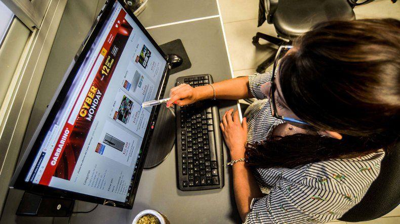 El Cyber Monday tentó a más de 30 mil neuquinos