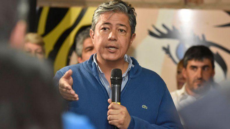 Figueroa lanzó la caravana federal por los pueblos