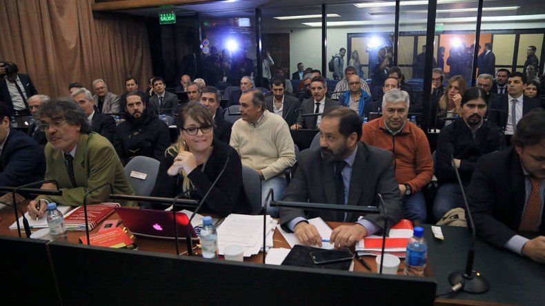 Empezó el juicio oral a Lázaro Báez