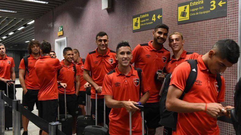 Joaco Torres no se quiere perder el clásico de Rosario.