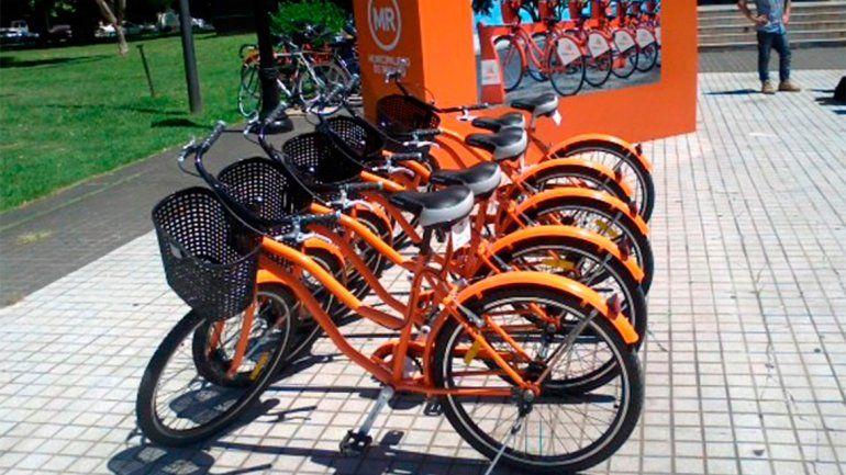 En menos de 120 días, la Isla 132 contará con 20 bicicletas de alquiler