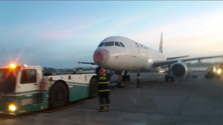 Susto en un vuelo internacional que debió aterrizar de emergencia en Ezeiza