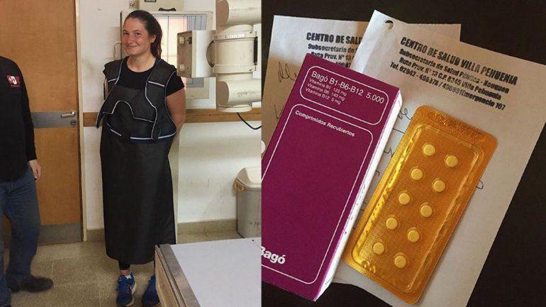 Una palista rusa elogió la atención en el hospital de Villa Pehuenia