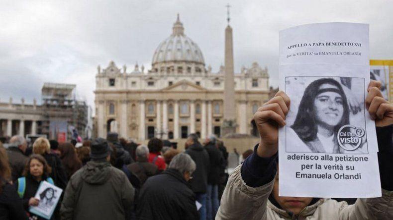 ¿Los restos hallados en el Vaticano son de una joven?