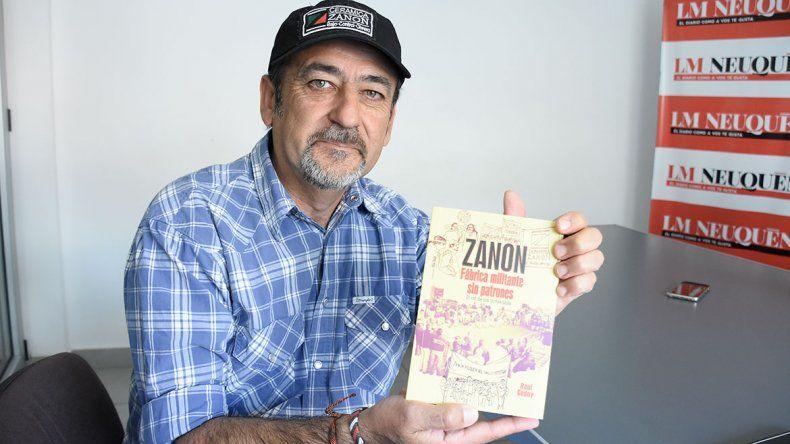 La historia de la recuperación de Zanon, en un libro