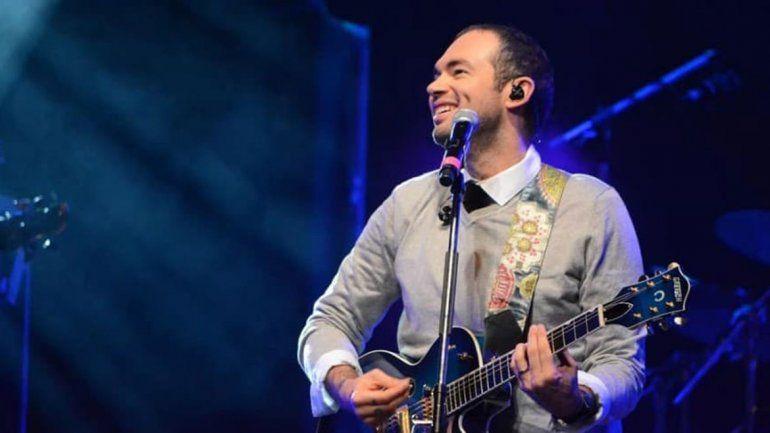 Santiago Cruz abrirá el show de Abel en Neuquén
