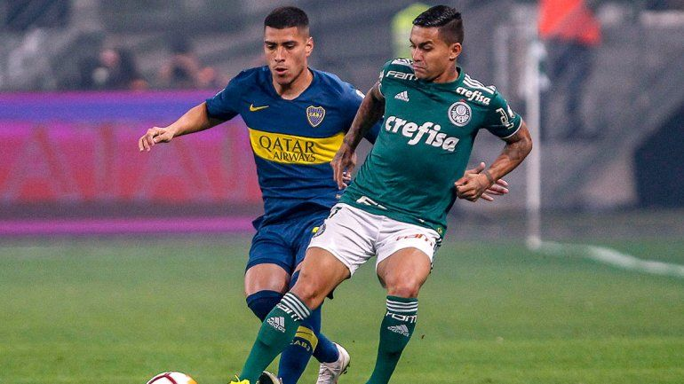 Boca empató 2 a 2 con Palmeiras y se viene una Superfinal histórica