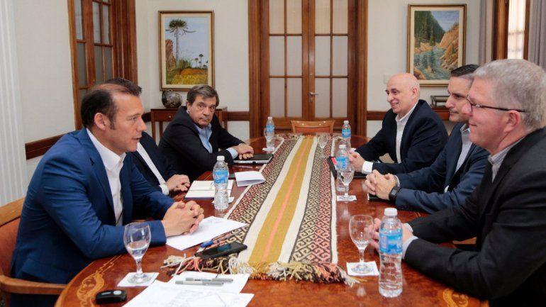 Gutiérrez respaldó las inversiones de Exxon Mobil para 2019