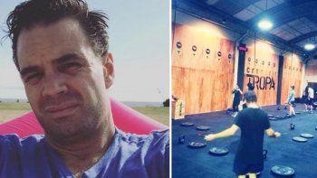 Murió un hombre de 40 años mientras practicaba crossfit