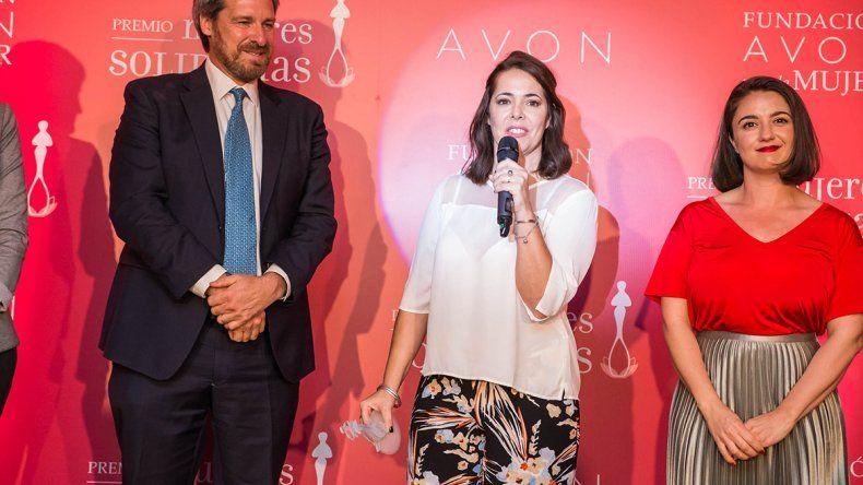 Una neuquina ganó el Premio Mujeres Solidarias por proyecto en el oeste
