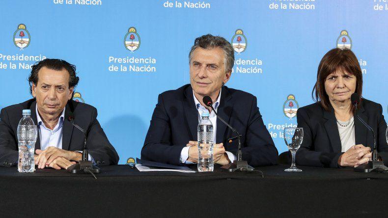 Mauricio Macri: que los extranjeros vengan a trabajar, no a darle trabajo a Bullrich
