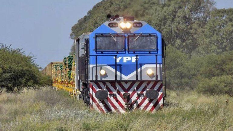 Con el tren a Vaca Muerta habrá menos camiones  en las rutas