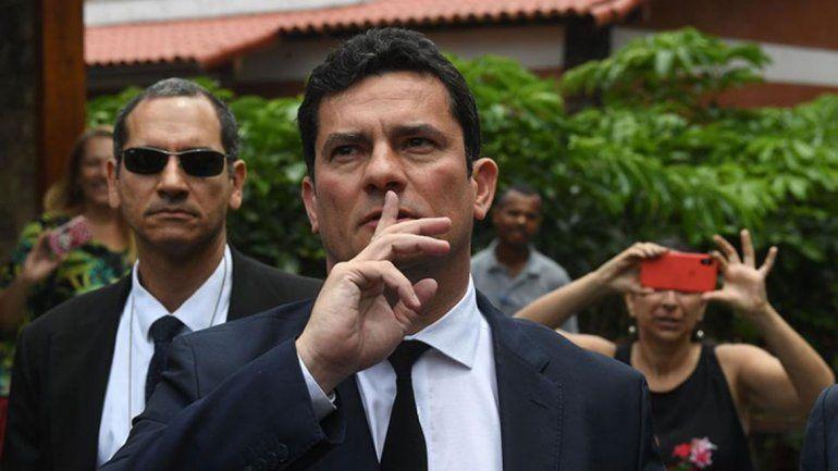 El juez que encarceló a Lula va con Bolsonaro