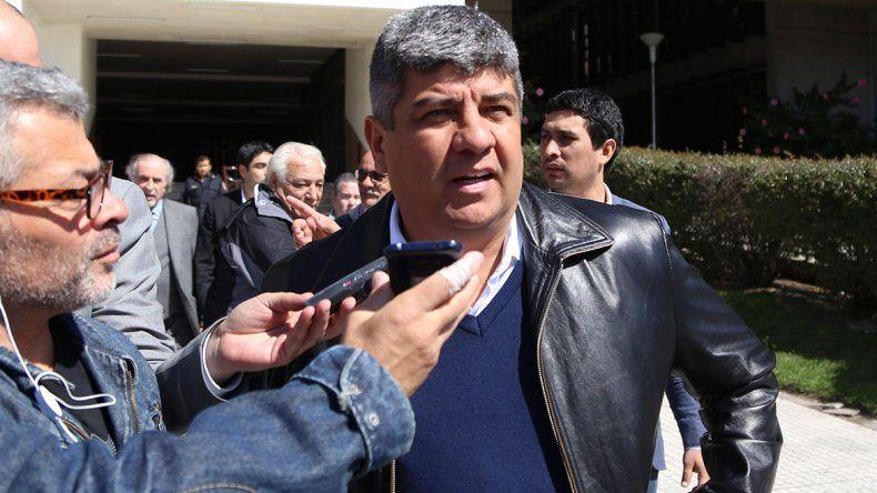 Pablo Moyano declaró ante el fiscal y dijo que se fue más tranquilo