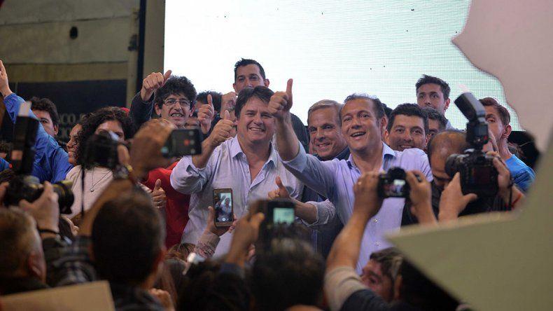 Gaido se lanzó en La Caldera, copada  por la militancia