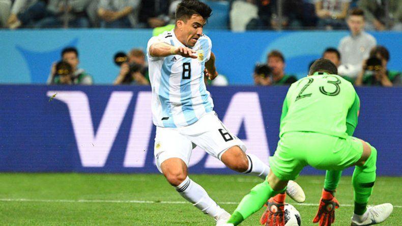 Acuña sigue firme: jugará los amistosos frente a México