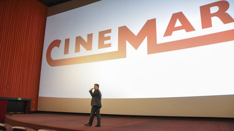Cinemark quedó oficialmente inaugurado con la biopic de Freddie Mercury