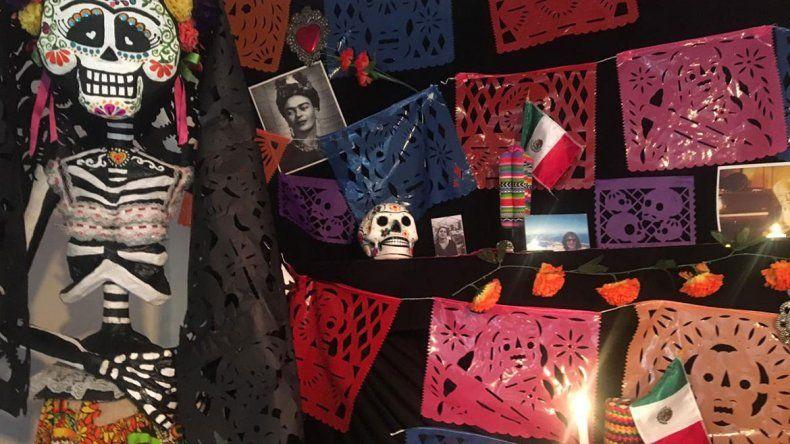Como en Coco, la Casa Gregorio Álvarez celebra el Día de los Muertos