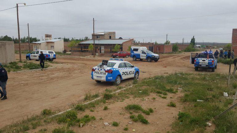 Detuvieron al principal sospechoso del crimen a quemarropa en Plaza Huincul