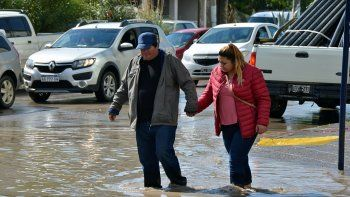 un respiro del calor: ¿que dia del finde se vienen las lluvias?
