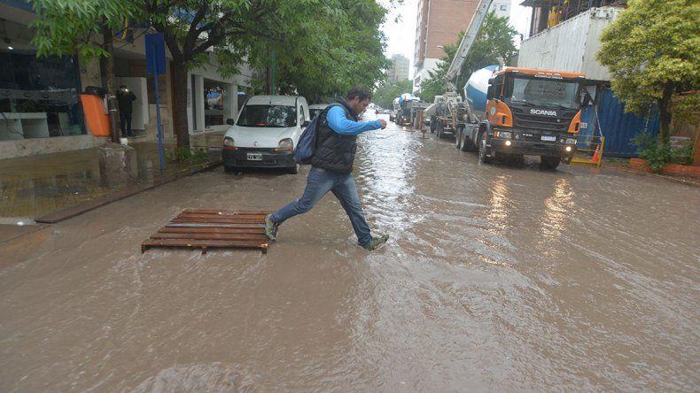 ¿Se viene una semana pasada por agua?: Mirá cómo estará el tiempo en el Valle