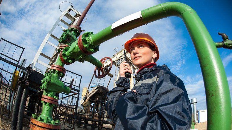 Las mujeres ocupan el 10% de los puestos en oil and gas