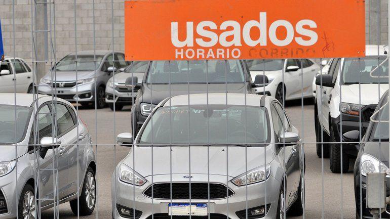 Aumentó la venta de autos usados en Neuquén