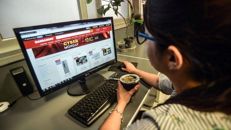 El Cyber Monday tentó a más de 45 mil neuquinos