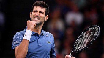 Djokovic eliminó a Federer y será el nuevo número uno