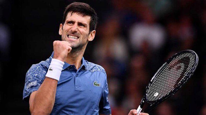 Djokovic eliminó a Federer y será el nuevo número uno del mundo