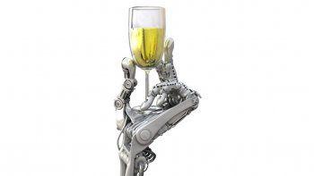 el futuro del vino: robots enologos y uso del adn